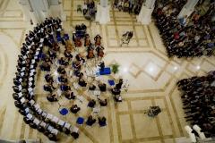 Kori dhe Orkestra e Filharmonisë së Kosovës - 04.09.2013 - 10 vjetori i Lumturimit të Nënës Terezë
