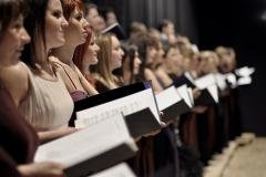 Kori i Filharmonisë së Kosovës - 12.2010