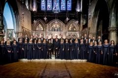 Kori i Filharmonisë së Kosovës - St. Leonards 06.50.2018