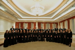 Kori i Filharmonisë së Kosovës dhe Rafet RUdi 16.05.2018