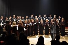 Kori i Filharmonisë së Kosovës dhe Rafet RUdi 20.11.2011