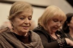 Nexhmije Pagarusha dhe Liliana Cavolli - 12.2010