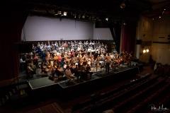 Prova - Kori i Filharmonisë së Kosovës, Kori dhe Orkestra e Filharmonisë së Hastings-it 04.05.2018